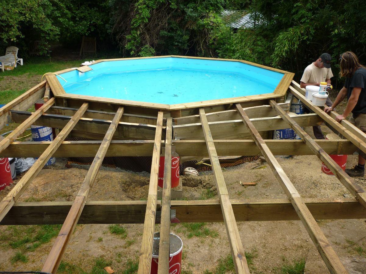 piscine hors sol rectangulaire Sainte Foy lès Lyon